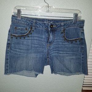 Apartment 9 jean shorts